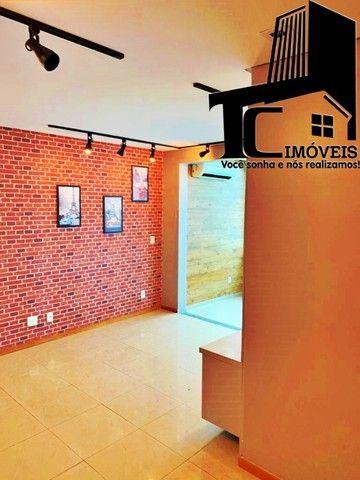 Vendo Apartamento The Sun/8 Andar/110m²/3 suítes Modulados Cortina de vidro na varanda - Foto 12
