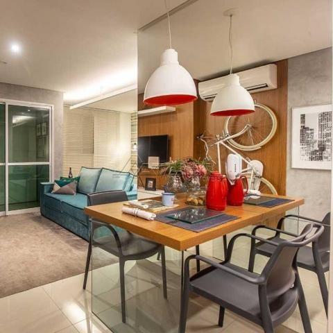 Apartamento à venda com 2 dormitórios em Setor oeste, Goiânia cod:10AD0007 - Foto 3