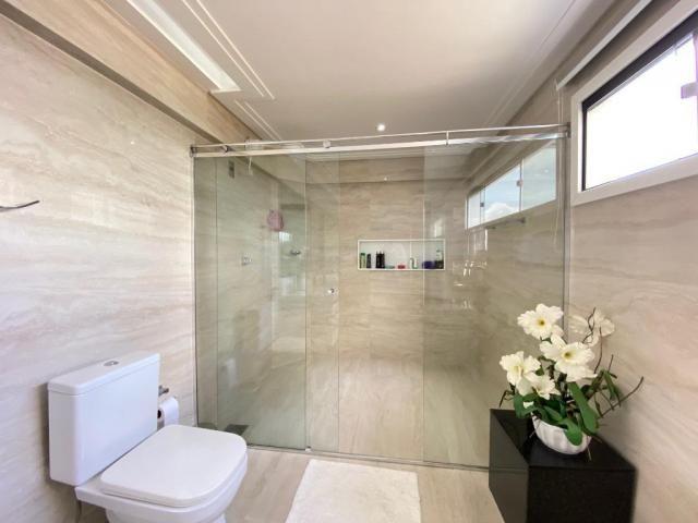 Cobertura espetacular com 495 m² privativos e 6 vagas de garagem - Foto 18