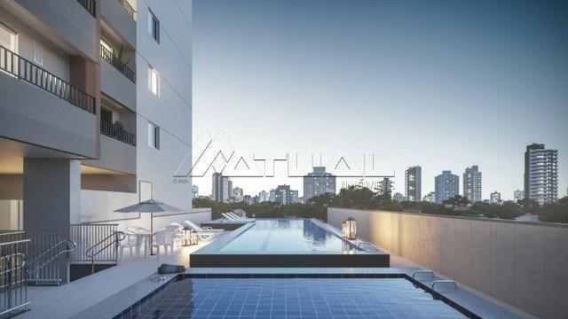 Apartamento à venda com 2 dormitórios em Setor negrão de lima, Goiânia cod:60AP0675 - Foto 2
