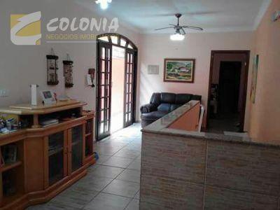 Casa para alugar com 4 dormitórios em Parque novo oratório, Santo andré cod:41598 - Foto 13