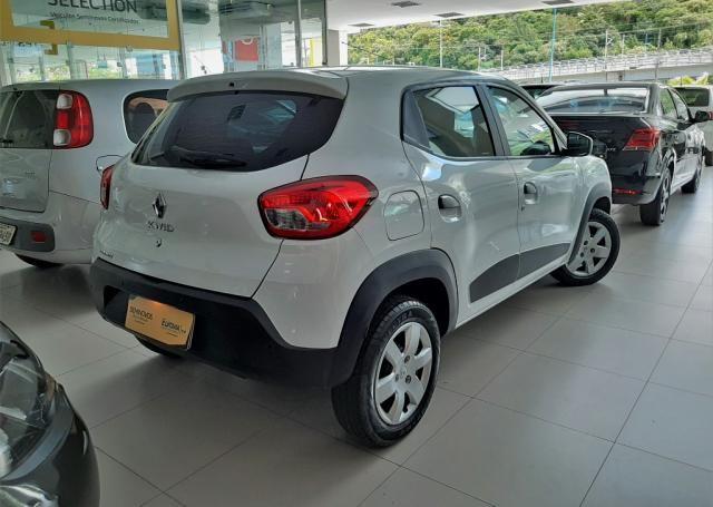 Renault Kwid Zen 1.0 12V Sce Flex 4P M - Foto 5
