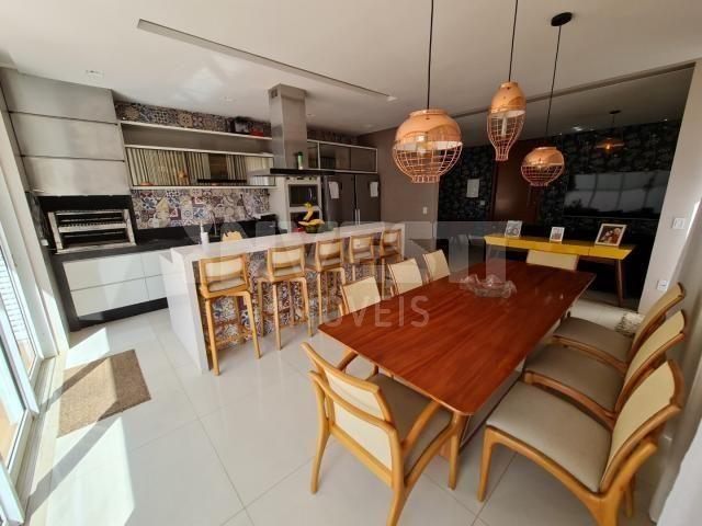 Casa de condomínio à venda com 4 dormitórios em Jardins madri, Goiânia cod:621431 - Foto 6