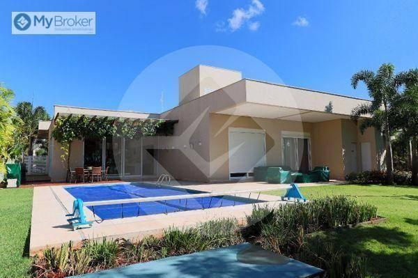 Casa com 4 dormitórios à venda, 576 m² por R$ 5.200.000,00 - Residencial Alphaville - Goiâ - Foto 2
