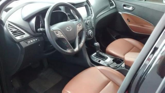 Hyundai santa fÉ 2016 3.3 mpfi 4x4 7 lugares v6 270cv gasolina 4p automÁtico - Foto 6