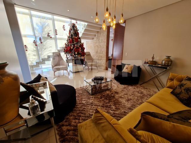 Casa de condomínio à venda com 4 dormitórios em Jardins madri, Goiânia cod:621431 - Foto 3