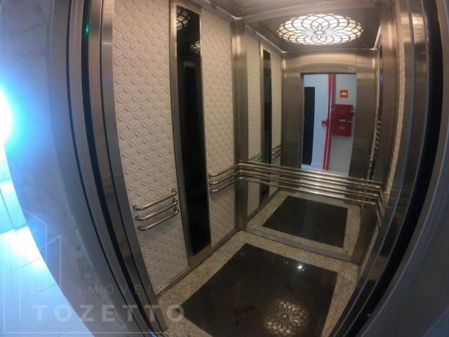 Apartamento para Venda em Ponta Grossa, Centro, 2 dormitórios, 1 suíte, 2 banheiros, 1 vag - Foto 11