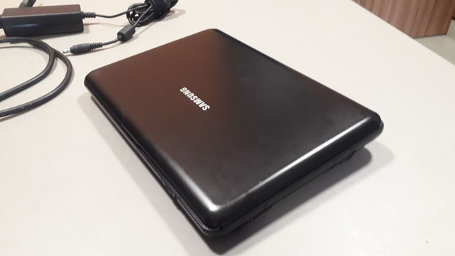"Netbook de 10"" Samsung HD 320gb - Foto 2"