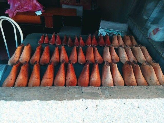 Formas de sapato em madeira  - Foto 6
