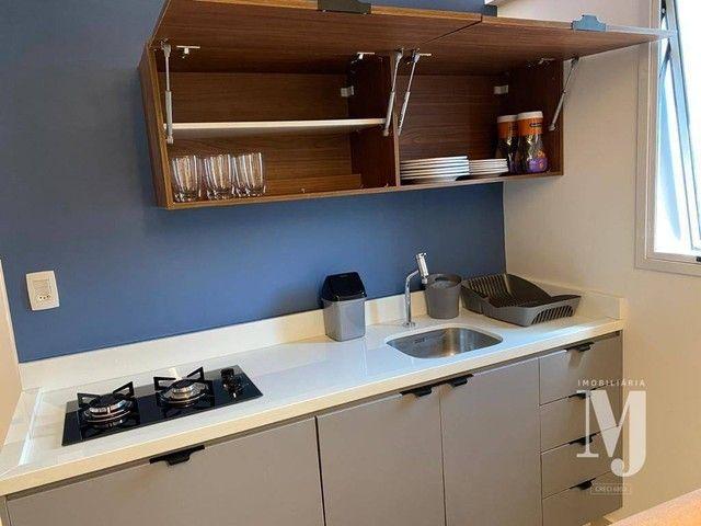 Apartamento com 1 dormitório para alugar, 38 m² por R$ 3.500/mês - Boa Viagem - Recife/PE - Foto 16