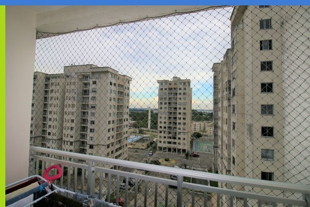 Condomínio weekend Club Ponta Negra Apartamento 3 Quartos - Foto 7