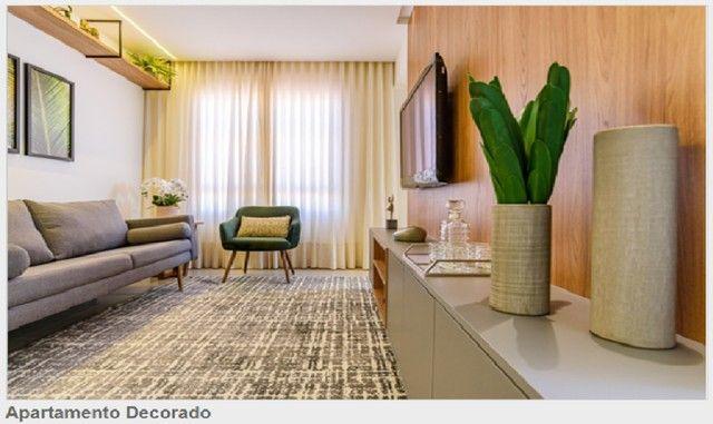 Apartamento 2 quartos Samambaia Sul perto do metrô, Taxas Grátis!  - Foto 3