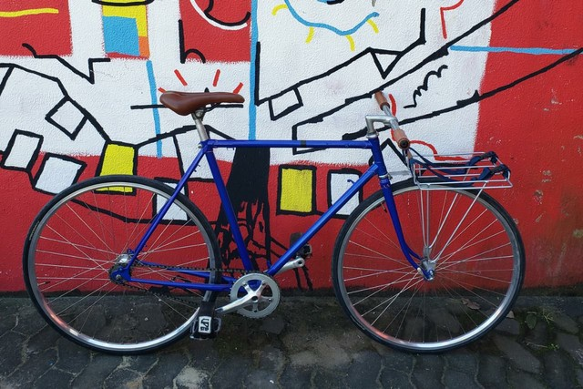 Bike fixa fixed gear peugeot