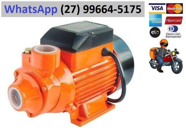 Bomba Dagua Periférica 1/2 Hp Bp500 Intech Machine 110v