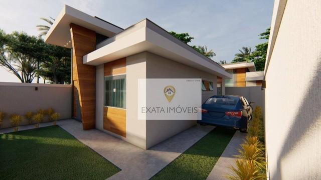 Lançamento! Casa linear 2 quartos, independente, Recreio/ região de Costazul/ Rio das Ostr