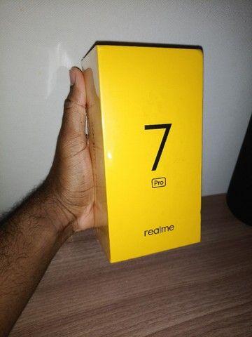 Realme 7 Pro - 128GB/8GB - Dual Sim - Azul - 12x sem juros