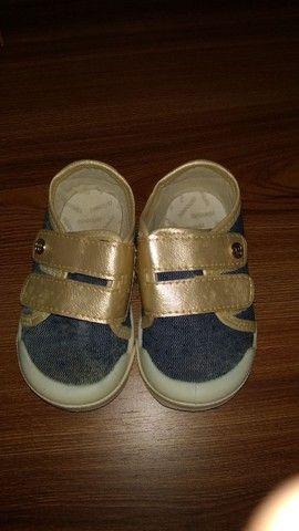 Tênis Jeans Pimpolho