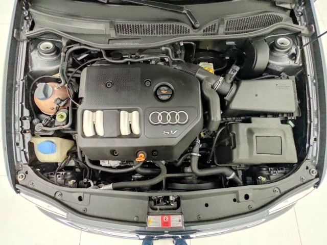 Audi A3 1.8 ! Bancos de Couro ! Extra! - Foto 11