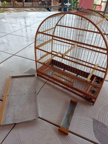 gaiola de passarinho