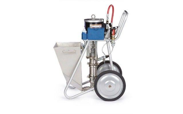 Máquina de Projetar Reboco, Argamassa e Produtos Cimentícios - Foto 3