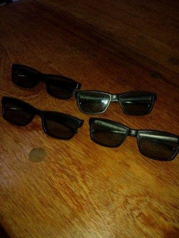 Vendo 4 óculos 3D da Philips - Foto 2