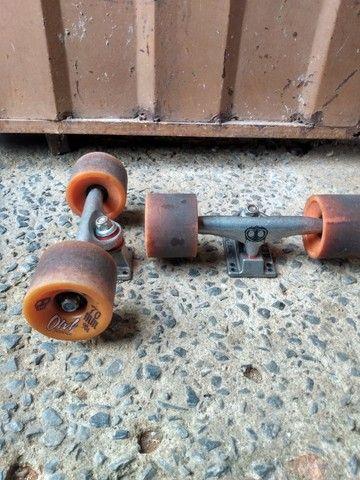 Rodinhas de skates conpleta