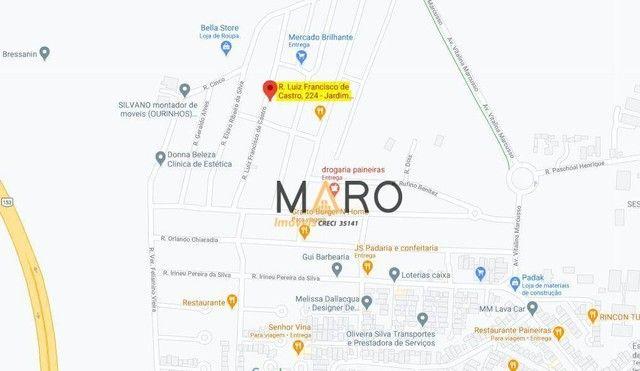 Casa com 3 dormitórios à venda, 166 m² por R$ 181.787,86 - Jardim Brilhante - Ourinhos/SP - Foto 3