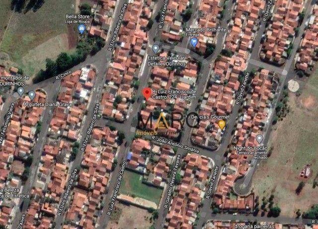 Casa com 3 dormitórios à venda, 166 m² por R$ 181.787,86 - Jardim Brilhante - Ourinhos/SP - Foto 2