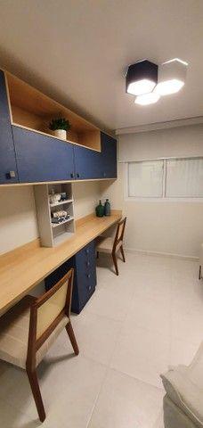 Apartamentos de 2 dormitório no Ponta Negra - Foto 5
