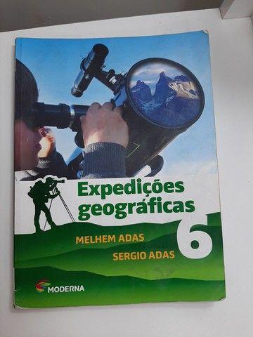Vendo livros didáticos seminovos 5° e 6° ano  - Foto 2