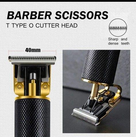 Máquina de cortar cabelo profissional  - Foto 2