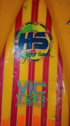 Prancha De Surf 6'2- Hs - Victor Vasconcellos