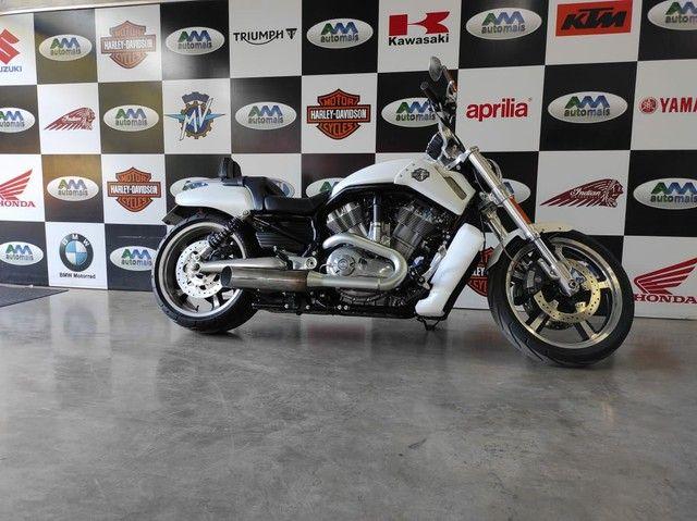 Super oferta Harley Davidson V Rod Muscle ano 2014 unico dono impecável apenas 5000km - Foto 4