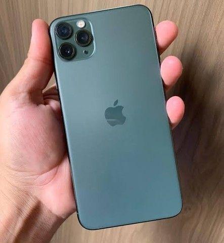 iPhone 11 pro 256gb verde *PGTO EM DOGE CONSIGO UM BOM DESCONTO* - Foto 2