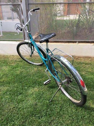 Bicicleta Monark Clássica anos 70