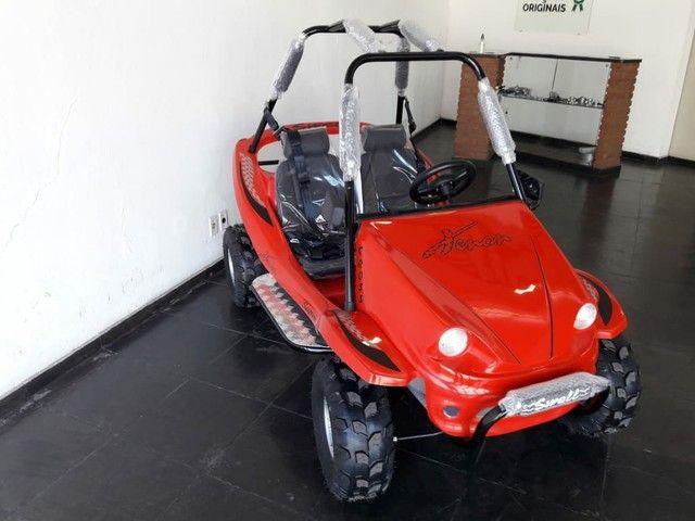 Mini Buggy 2021 Zero Km Swell melhor capacidade de carga da categoria  - Foto 4