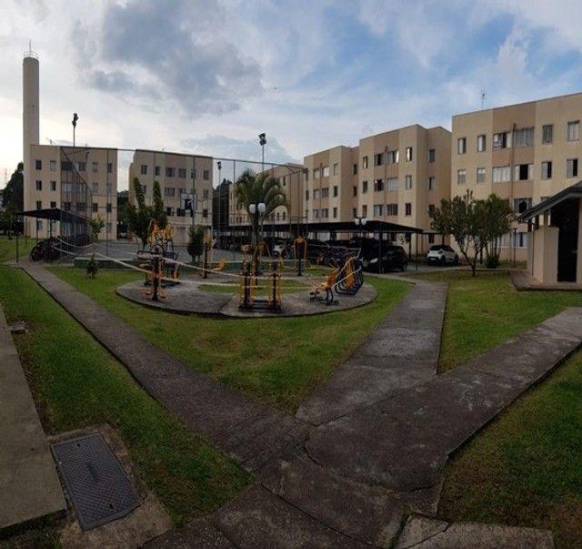 Apartamento com 3 quartos semi mobiliado no_Fazendinha - Foto 20