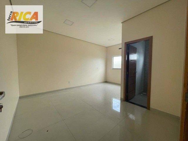 Vende-se uma excelente casa, apta a financiamento, no condomínio Alphaville Porto Velho-RO - Foto 5