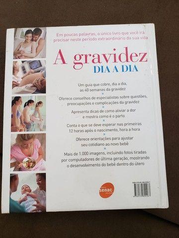 Vendo livro A gravidez. Dia a Dia.  - Foto 3
