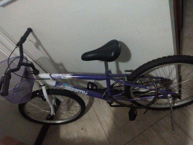 Bike infantil aro  24 - Foto 2
