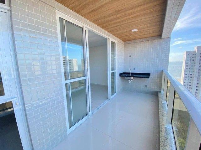 AB239 - Apartamento nascente/ 03 suítes/ vista mar - Foto 5