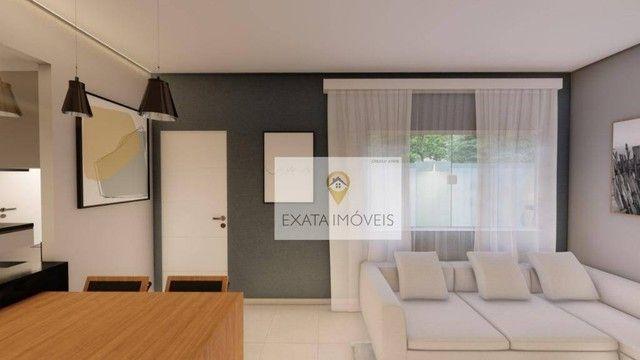 Lançamento! Casas lineares 3 quartos, com piscina/ varanda gourmet, Floresta das Gaivotas/ - Foto 11
