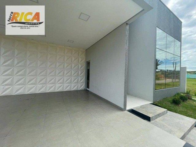Vende-se uma excelente casa, apta a financiamento, no condomínio Alphaville Porto Velho-RO - Foto 2