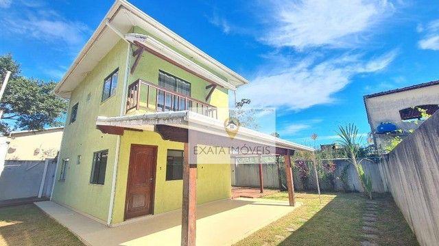 Casa duplex 3 quartos, com amplo quintal/ varanda/ churrasqueira, Enseada das Gaivotas/ Ri - Foto 3
