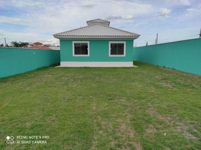 espetacular casa de 3 qrts com terreno inteiro em fino acabamento,carta - Foto 8