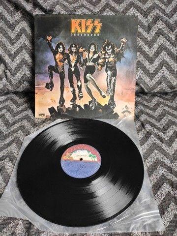 LP Vinil Kiss - Destroyer