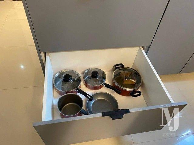 Apartamento com 1 dormitório para alugar, 38 m² por R$ 3.500/mês - Boa Viagem - Recife/PE - Foto 17