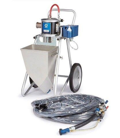 Máquina de Projetar Reboco, Argamassa e Produtos Cimentícios - Foto 2