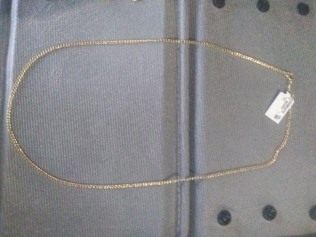 Corda folheado a ouro - Foto 2