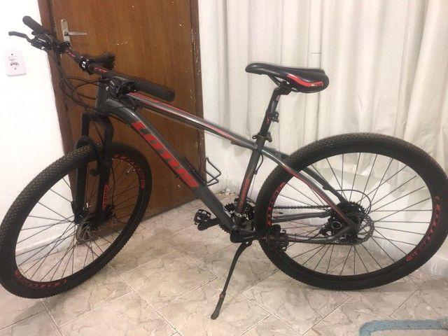 Vendo bicicleta lotus zerada  - Foto 2